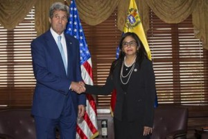 Dominican US Venezuela Kerry